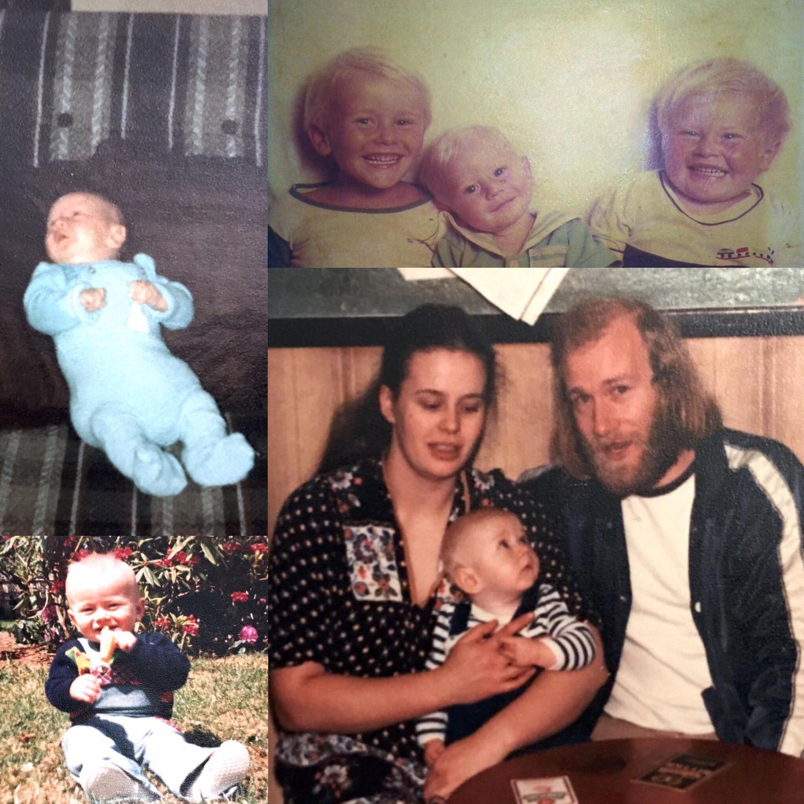 David & His Family